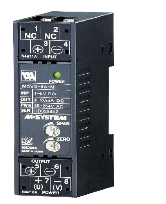 B5RS - RTD TRANSMITTER