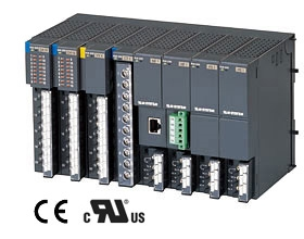 R3 Series - Multi-channel, Mixed Signal Remote I/O