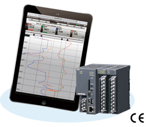 TR30-G Tablet Recorder  Web-enabled DAQ System