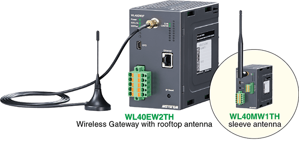 WL40VN Series - 920 MHz Band Wireless I/O (for use in Vietnam)